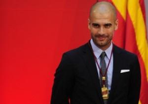 Гвардиола: Если бы не Барселона, то финал Кубка Испании прошел бы на стадионе Реала