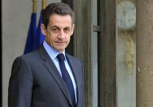 Саркозі розповів, в якому разі підтримає військову операцію в Сирії