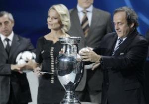 К Евро-2012 среди школьников проведут масштабный турнир. Кубок победителю вручит Платини