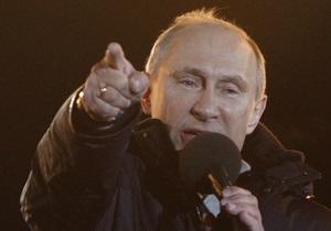 Human Rights Watch закликає Путіна покласти край репресіям над опозицією
