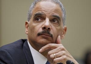 Генпрокурор США пояснив, в яких випадках держава може вбивати американців за кордоном