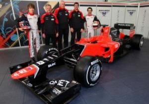 Российская команда Формулы-1 представила новый болид