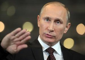 Симоненко у зв язку з обранням Путіна прогнозує погіршення відносин із Росією