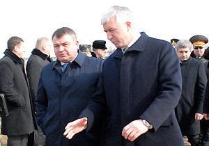 Міністр оборони України відвідає 7 березня Москву