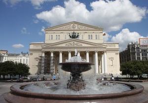 Большой театр показуватиме балет онлайн
