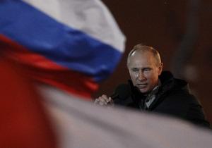 РПЦ: Обравши Путіна, російський народ вчинив мудро