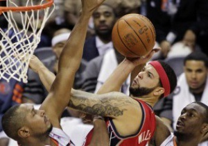 NBA: 57 очок Дерона Вільямса зломили опір Шарлотт