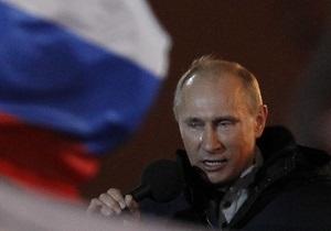 Фотогалерея: Вибори Путіна. Як росіяни голосували за нового президента