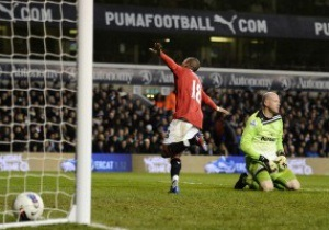 АПЛ: Манчестер Юнайтед спокойно побеждает Тоттенхэм