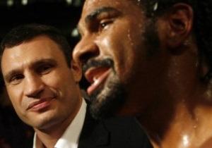 Хей заявив про майбутній бій з Кличком, менеджер українця все спростовує