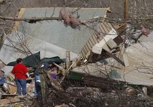 Кількість жертв торнадо в США досягла 39