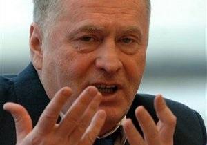 Жириновський назвав кабіни для голосування загоном і профанацією