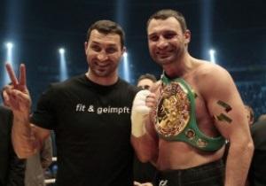 Братья Кличко лично представят в Украине фильм о себе