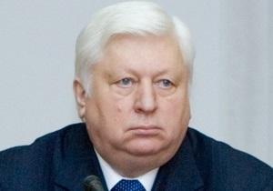 Пшонка змінив прокурорів Львівської та Сумської областей