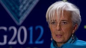 Лаґард: світова економіка все ще перебуває у зоні небезпеки