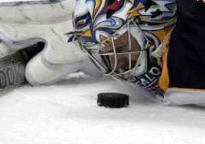 NHL: Воротар Баффало вдруге поспіль став найкращим гравцем дня, Федотенко відзначився гольовою передачею