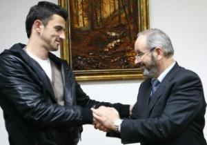 Динамо подписало контракт с черногорским защитником