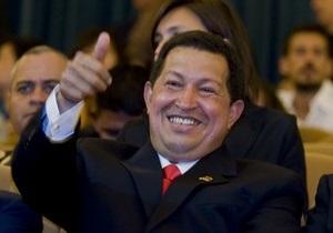 Уго Чавес повідомив, що після операції готовий  ширяти як кондор