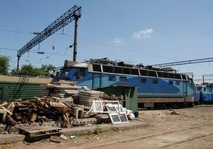 Железные дороги Украины намерены привлечь у российского госбанка более $3,5 млрд