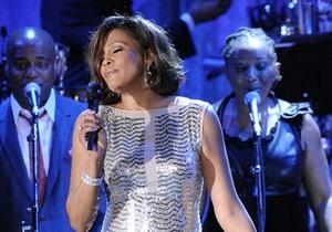 Уїтні Х юстон встановила рекорд у чарті Billboard 200