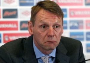 Пирс хочет продолжить тренировать сборную Англии и на Евро-2012