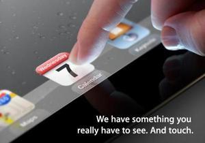 Стало відомо, коли Apple презентує новий iPad