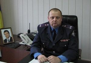 Слідство: За кермом автомобіля, який влаштував ДТП у Хмельницькій області, перебував начальник ДАІ