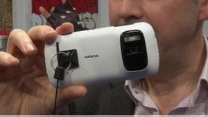 Nokia представила 41-мегапіксельний смартфон