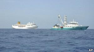 МЗС України: на борту лайнера Costa Allegra є українка
