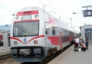 В марте-апреле в Украину прибудут чешские двухэтажные поезда