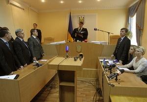 Вищий адмінсуд вирішив, що Кірєєв законно став суддею Печерського суду