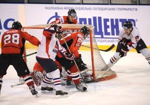 Промежуточный финиш: завершилась регулярная часть чемпионата Украины по хоккею