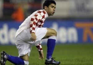 Форвард Шахтера: Сборной Хорватии по силам дойти до полуфинала Евро-2012