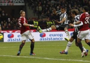 Фотогалерея: Триумф отверженных. Милан и Ювентус разошлись миром