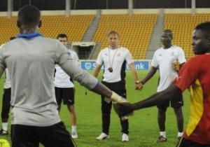 Тренер збірної Гани заявляє, що його гравці використовували чорну магію один проти одного