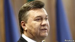 Янукович каже, що може помилувати Тимошенко