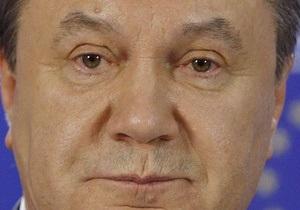 Янукович мечтает, чтобы Украина выиграла чемпионат Евро-2012
