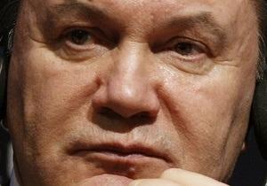 Янукович розповів, чому рідко гуляє Києвом