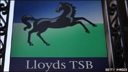 Еще один британский банк, Lloyds, сообщил о потерях