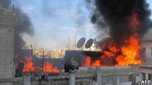 У Тунісі відбувається конференція, на якій вирішується питання владнання ситуації в Сирії