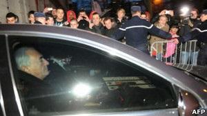 Французька поліція відпустила Стросс-Кана після допиту