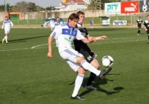 Динамо обыграло середняка второго дивизиона чемпионата Израиля