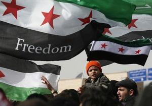Фотогалерея: На грані. В Сирії посилюється протистояння між режимом Асада й опозицією