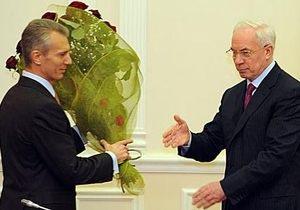 Азаров: Хорошковський займатиметься питаннями євроінтеграції