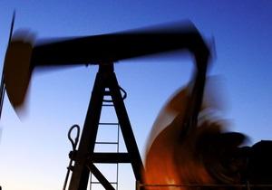 Ціни на нафту в Європі зросли до 123 доларів за барель