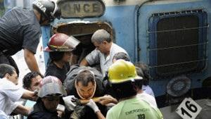 Десятки людей загинули у залізничній аварії у Буенос-Айресі