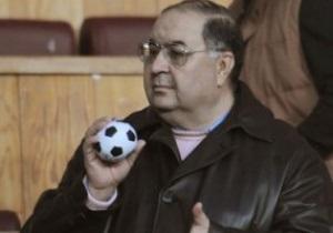 Російський олігарх викупив частину акцій Арсеналу, що належать власнику Рейнджерса