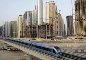 Дубайський метрополітен побив власний рекорд