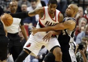 NBA: Портленд разгромил Сан-Антонио с разницей в 40 очков