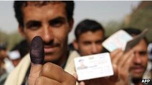 Вибори президента Ємену відбулися на тлі спалахів насильства